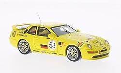 Porsche 968 Turbo RS, No.58, 24h Le Mans, 1993, Modellauto, Fertigmodell, Neo 1:43