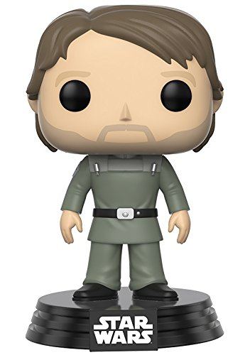Figurine Pop ! Star Wars : Rogue One 186 - Bobble-Head Galen Erso