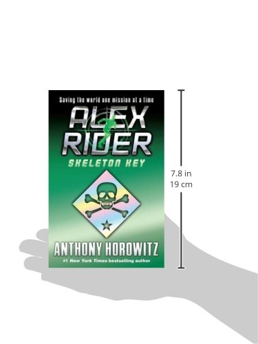 Skeleton Key: An Alex Rider Adventure