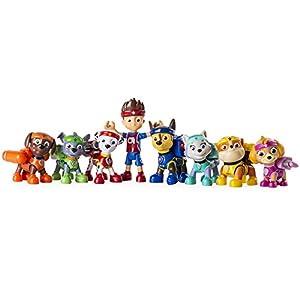 Bizak Patrulla Canina Pack de 8 Figuras (61926657)