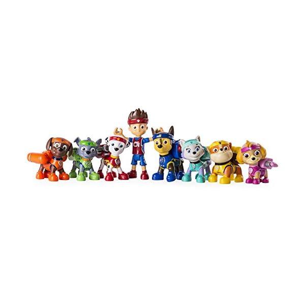 Bizak Patrulla Canina Pack de 8 Figuras (61926657) 2
