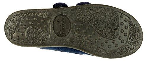 GBS ,  Pantofole uomo Blu marino