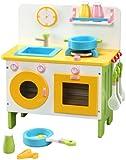 Mentari MT-3377 - Mini-Küche aus Holz