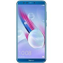 "Honor 9 Lite - 3GB+32GB, Dual Sim, Quad Camera 13+2MP, 5.65"" Full View Display, SIM-Free Smartphone – UK Official Device - Blue"