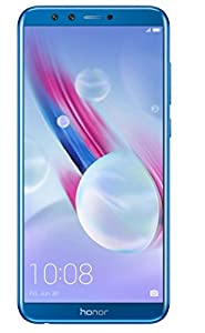 "Honor 9 Lite - 3GB+32GB, Dual Sim, Quad Camera 13+2MP, 5.65"" Full View Display, SIM-Free Smartphone – UK Official Device"