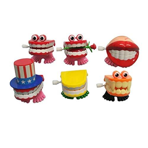 hne Spielzeug Aufziehspielzeug Aufziehfigur Wind Up Figur Geburtstag Geschenk für Baby Kinder (Zufällige Farbe) ()