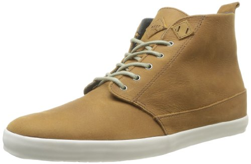 Reef Walled, Baskets mode homme Marron (Brown)