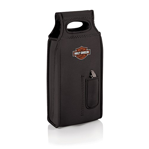 picnic-time-harley-davidson-samba-2-bottle-neoprene-wine-tote