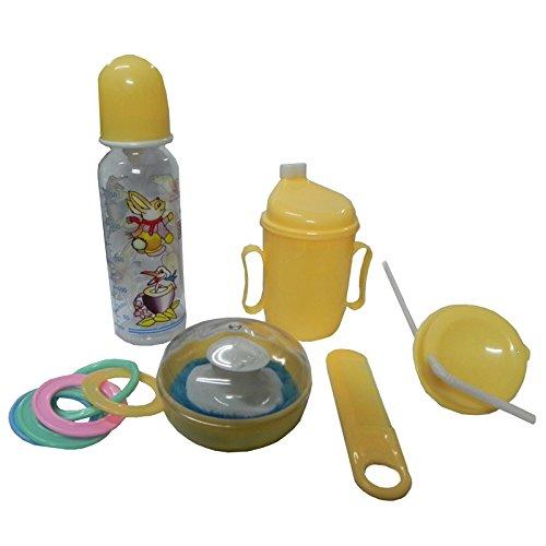 ADITYA INFOTM ADITYA INFO™ Baby Grooming, Playing and Feeding set