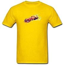 Men's Fernando Alonso F1 Design Cotton T Shirt XXXX-L