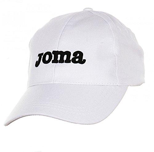 Joma White Cap 006169 NEU