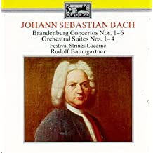Bach: Brandenburg Concertos 1-6/Orchestral Suites