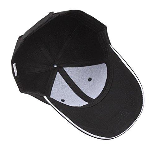 Fossen Verano Vintage Sombrero con Viseras Western Malla Gorras Beisbol Para Hombres Mujeres jRQJ3xuvFt