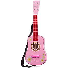 Toys Guitar–Rosso