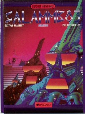 Salammbo 3. Matho