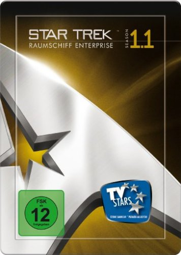 Staffel 1.1, Remastered (4 DVDs im Steelbook)
