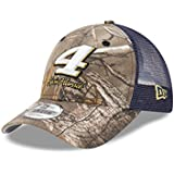 New Era NASCAR Realtree Camo 9Forty Adjustable Trucker Cap, One Size