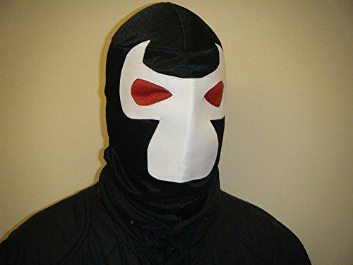 Wrestling Masks UK Bane - ohne Bügel Erwachsene Mexikanisch Maske (Bane Erwachsene Maske)