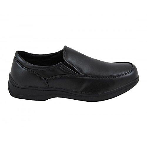 Benavente - Zapato cómodo pala negro - Benavente Noir