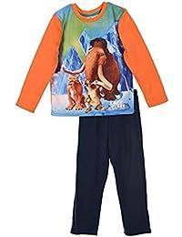 Enfants Ice Age officiel Licensed Micro Polaire Set d'hiver Pyjama / Pyjama