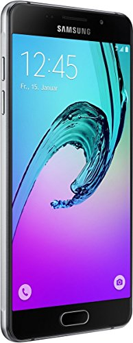 Preisvergleich Produktbild Samsung Galaxy A5 LTE+ 2016 Vodafone/otelo schwarz