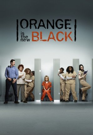 ORANGE IS THE NEW BLACK – US Tv Series Wall Poster Print - 30CM X 43CM Brand New