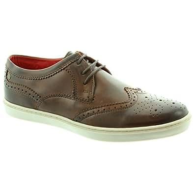 Base London Anglo Chaussures, Marron - Marron - marron,