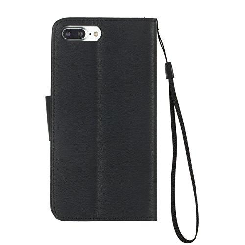 Iphone 7 Plus Custodia In Pelleiphone 7 Plus Cover Portafoglio Con