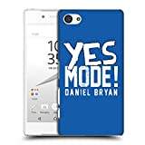 Head Case Designs Offizielle WWE Daniel Bryan Yes Mode 2018/19 Superstars 5 Ruckseite Hülle für Sony Xperia Z5 Compact