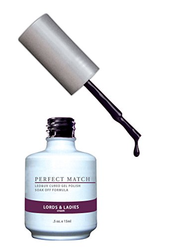 LeChat Perfect Match UV/LED Gel Vernis à Ongles Lords And Ladies