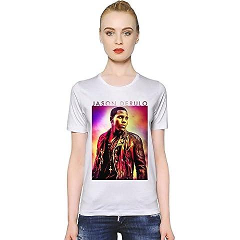 Jason Derulo Portrait Womens T-shirt