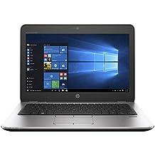 (Renewed) HP EliteBook 820 G3 12.5-Inch Laptop (6th Gen Core i5/8GB/256 GB SSD/Windows 10/MS office 2019/Integrated Graphics), Black