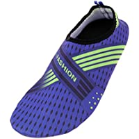 Sharplace 1 Set de Zapatos de Agua para Hombres y Mujeres Hecho de Paño Elástico - 35-36