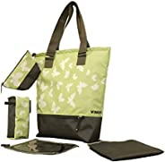 Vouch Tyra Stylish Mother Bag, Green