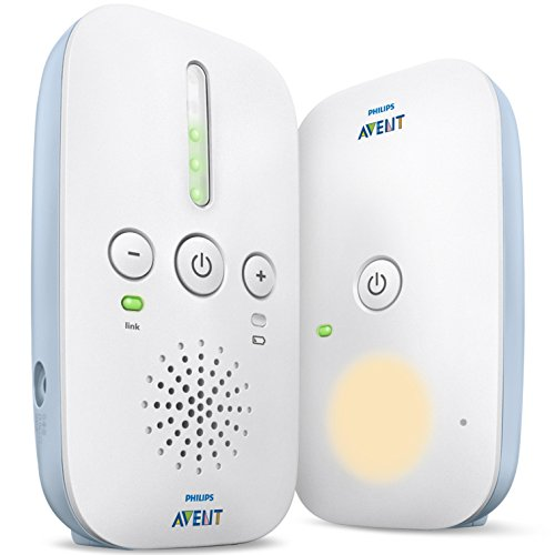 Philips Avent SCD503/26 Babyphone DECT - Mode Smart ECO,...