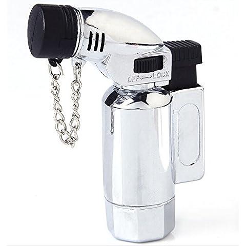 NJORD butano gas encendedor para encendedor de cigarrillos y encendido al aire libre