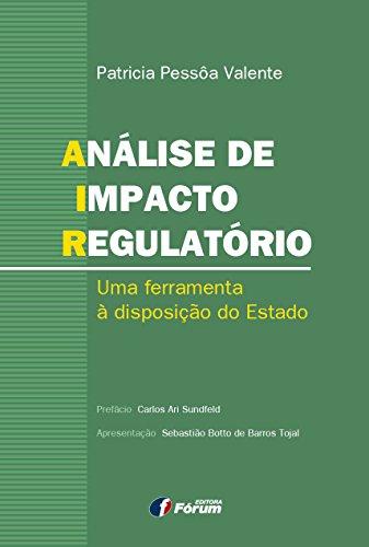 Newsbenessere.com 41nWOYTnO7L Análise de impacto regulatório: uma ferramenta à disposição do estado