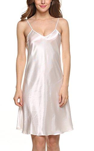 Avidlove Damen Negligee Gr. X-Large,  - White (FBA) (Size Plus Bridal)