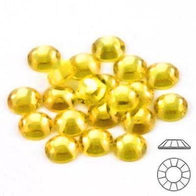 Tamis Place Citrin Kristall Strass Flatback 144Swarovski 2,6mm 9SS Size 16Ss 3.8Mm -