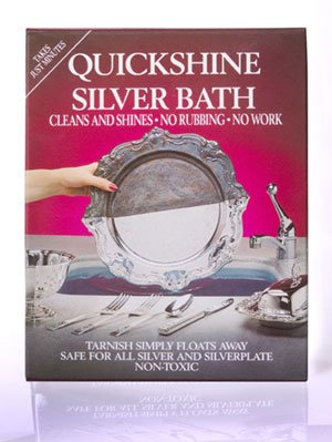 Quickshine Silberbad