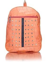 Leora Women's Backpack bag (Peach)