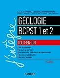 Géologie tout-en-un BCPST 1re et 2e années - 2e éd....