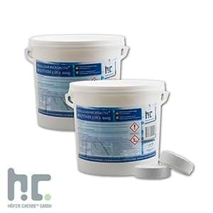 Pool clean microactiv ® 5 in 1 multitabs 200 gr tabletten