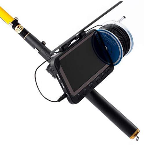 Maple Leaf Tragbare 4,3 Zoll LCD-Fisch-Detektor-Wasserdichte Hd Ibobber-Fischen-Kamera 30 Meter Kabel 8 Infrarot geführt für EIS, See und Boots