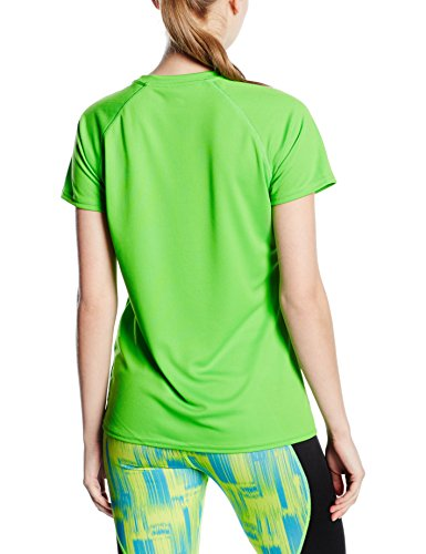 Fruit of the Loom SS075M, T-Shirt Femme Vert (Lime)
