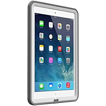 LifeProof Fré wasserdichte Schutzhülle für Apple iPad Air, weiß