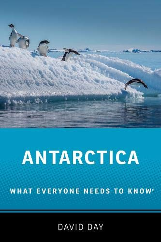 Antarctica: What Everyone Needs to Know®