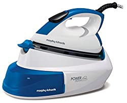 Morphy Richards Power Steam 333007 Compact Steam Generator with IntelliTemp