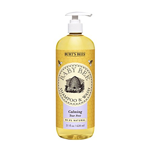 burts-bees-baby-bee-shampoo-and-wash-calming-21-fluid-ounces-by-burts-bees