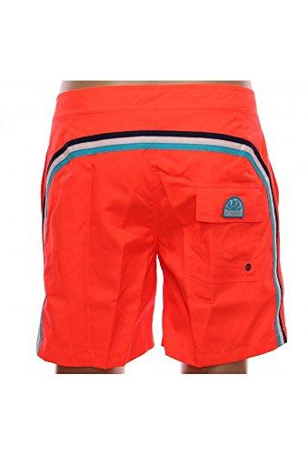 SUNDEK M534BDTA100 Bañador, Arancione Fluo Orange, X-Small para Hombre